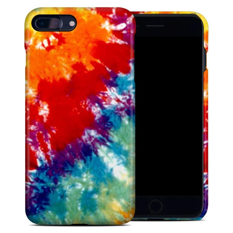 Tie Dyed iPhone 7 Plus Clip Case