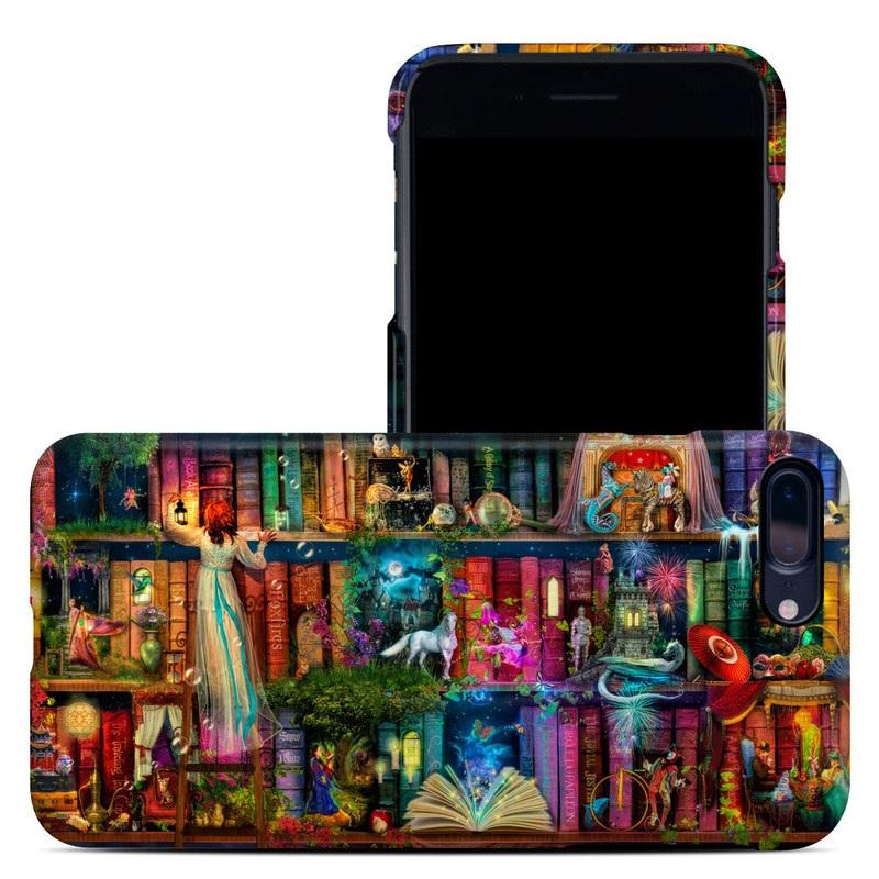 Treasure Hunt iPhone 7 Plus Clip Case