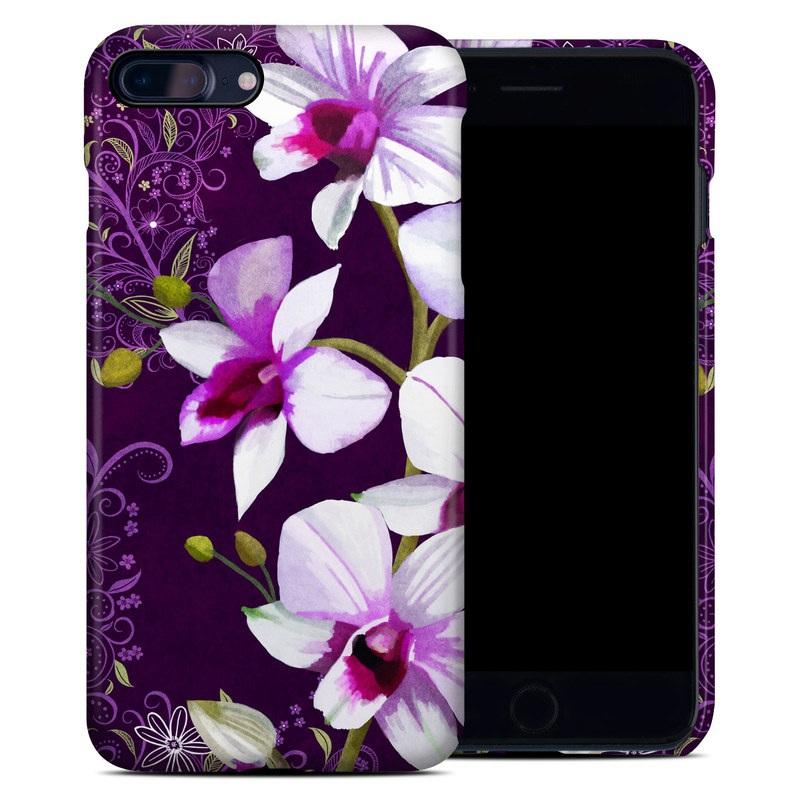 Violet Worlds iPhone 8 Plus Clip Case