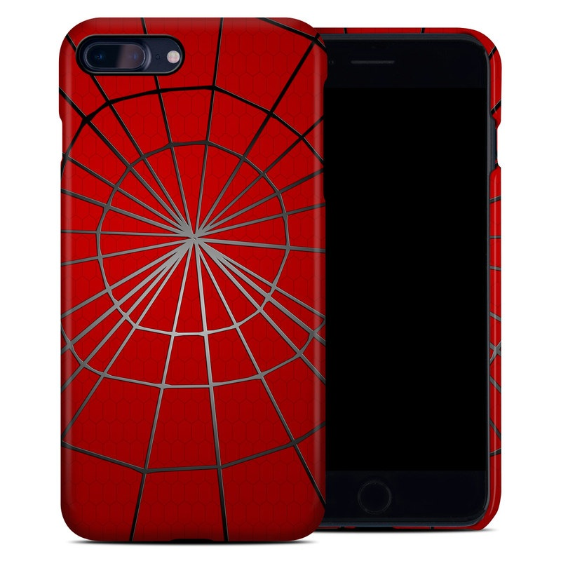 Webslinger iPhone 8 Plus Clip Case