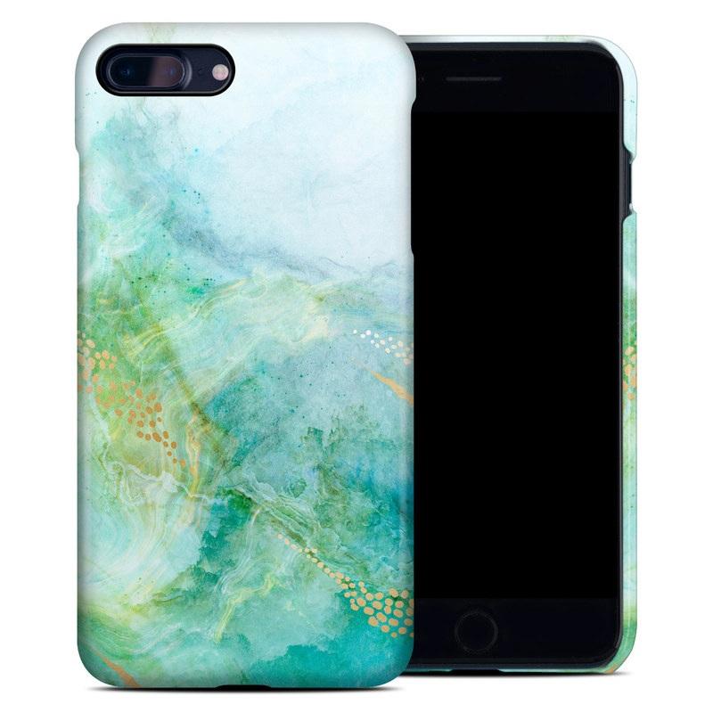 Winter Marble iPhone 8 Plus Clip Case