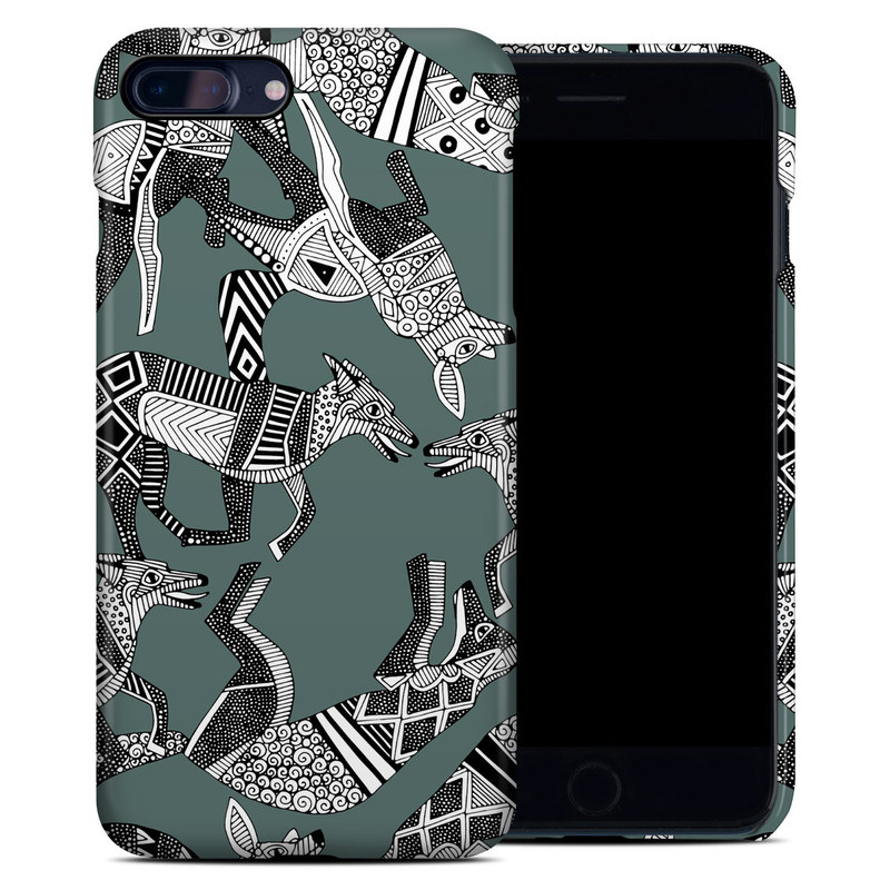 Woodland Fox iPhone 7 Plus Clip Case