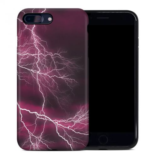 Apocalypse Pink iPhone 8 Plus Hybrid Case