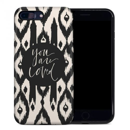 You Are Loved iPhone 8 Plus Hybrid Case