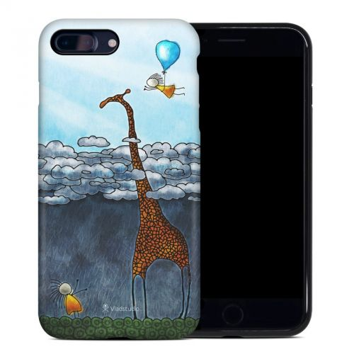 Above The Clouds iPhone 7 Plus Hybrid Case