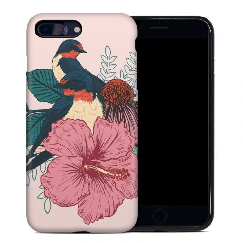 Barn Swallows iPhone 8 Plus Hybrid Case