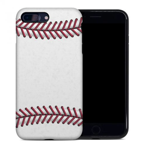 Baseball iPhone 8 Plus Hybrid Case