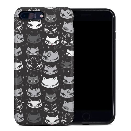 Billy Cats iPhone 8 Plus Hybrid Case