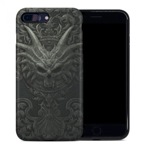 Black Book iPhone 8 Plus Hybrid Case