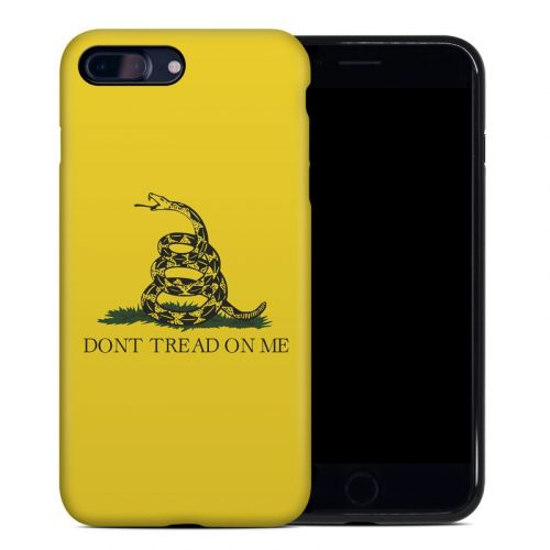 Gadsden Flag iPhone 8 Plus Hybrid Case