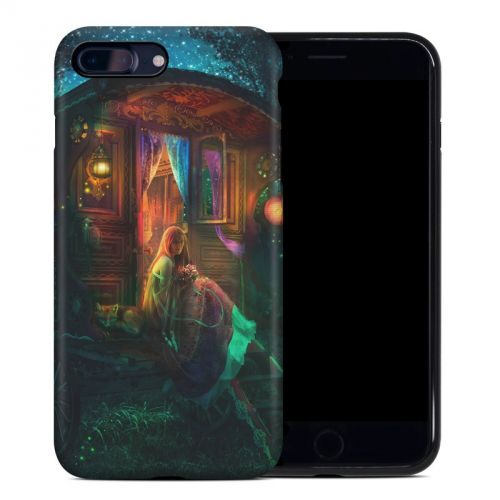 Gypsy Firefly iPhone 8 Plus Hybrid Case