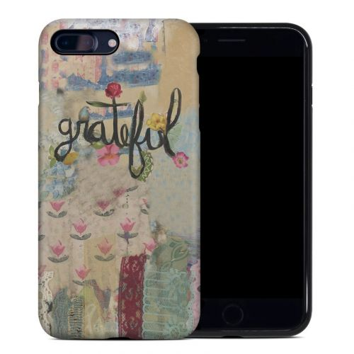 Grateful iPhone 8 Plus Hybrid Case