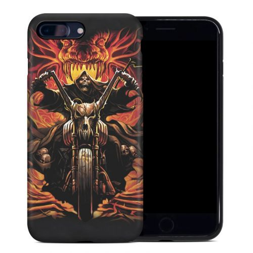 Grim Rider iPhone 8 Plus Hybrid Case