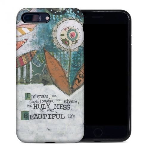 Holy Mess iPhone 8 Plus Hybrid Case