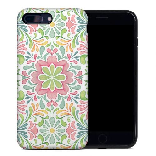 Honeysuckle iPhone 8 Plus Hybrid Case