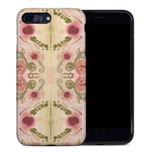 Kali Floral iPhone 8 Plus Hybrid Case