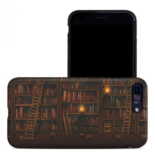 Library iPhone 8 Plus Hybrid Case