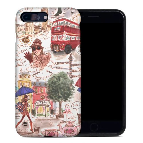 London iPhone 7 Plus Hybrid Case