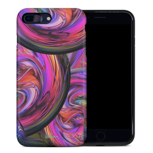 Marbles iPhone 8 Plus Hybrid Case