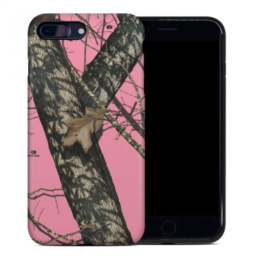 Break-Up Pink iPhone 8 Plus Hybrid Case