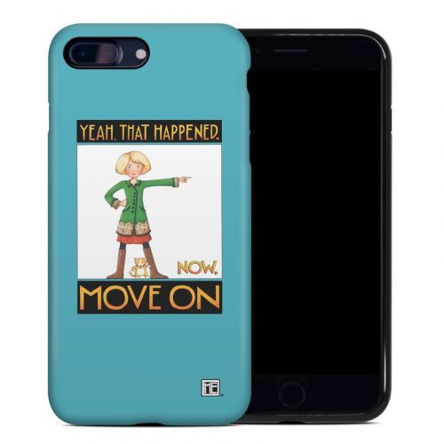 Move On iPhone 7 Plus Hybrid Case