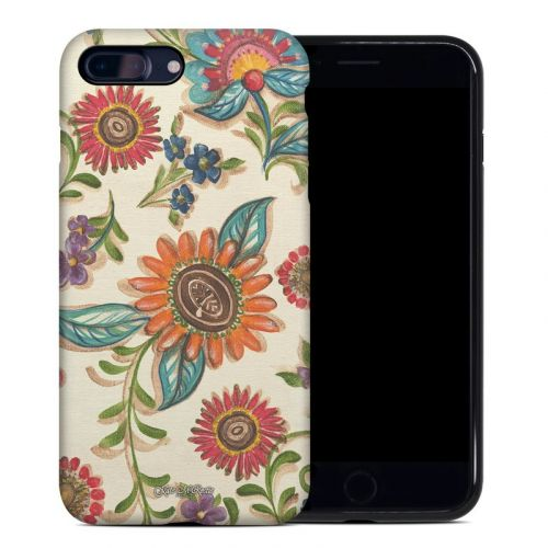 Olivia's Garden iPhone 8 Plus Hybrid Case