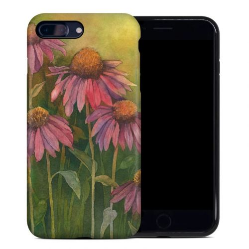 Prairie Coneflower iPhone 8 Plus Hybrid Case