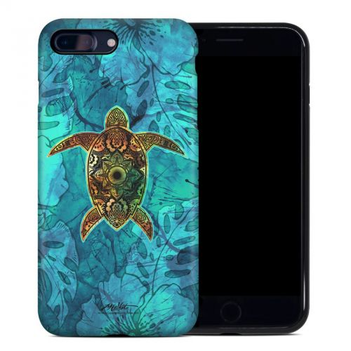 Sacred Honu iPhone 8 Plus Hybrid Case