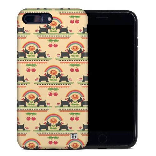 Scotties iPhone 8 Plus Hybrid Case