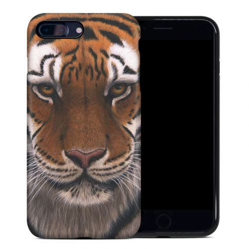 Siberian Tiger iPhone 8 Plus Hybrid Case