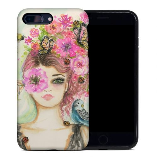 Spring is Here iPhone 8 Plus Hybrid Case