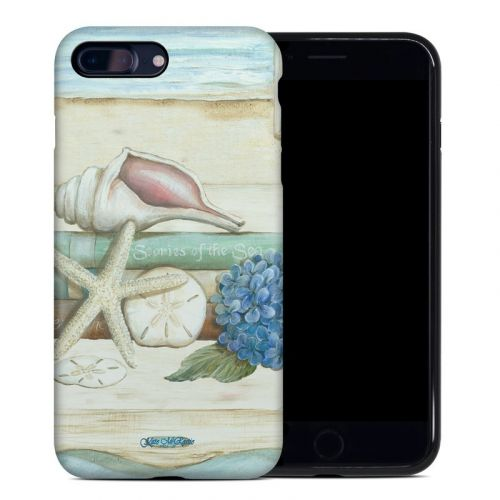 Stories of the Sea iPhone 7 Plus Hybrid Case