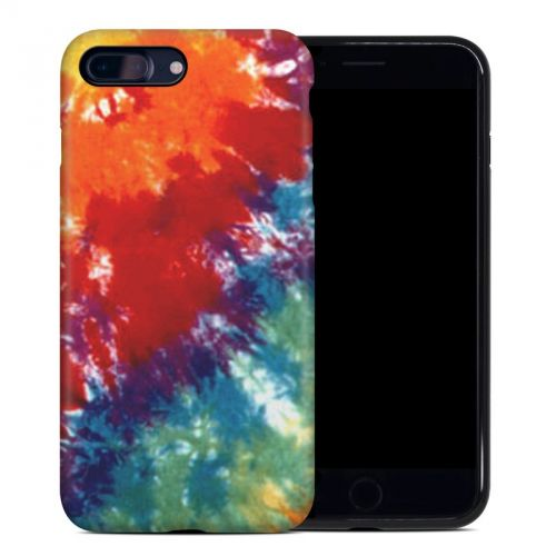 Tie Dyed iPhone 8 Plus Hybrid Case