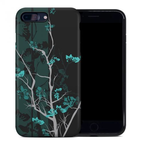 Aqua Tranquility iPhone 8 Plus Hybrid Case