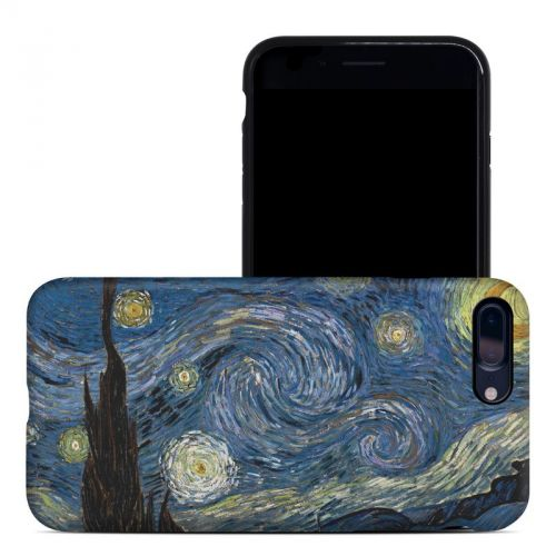 Starry Night iPhone 8 Plus Hybrid Case