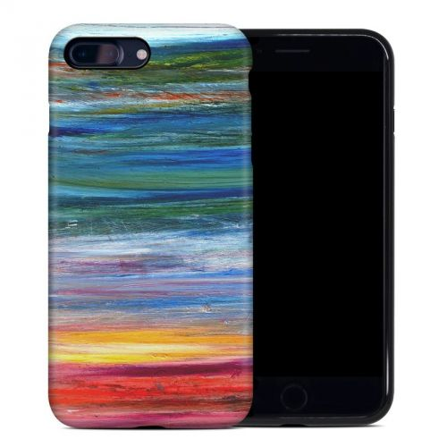 Waterfall iPhone 8 Plus Hybrid Case