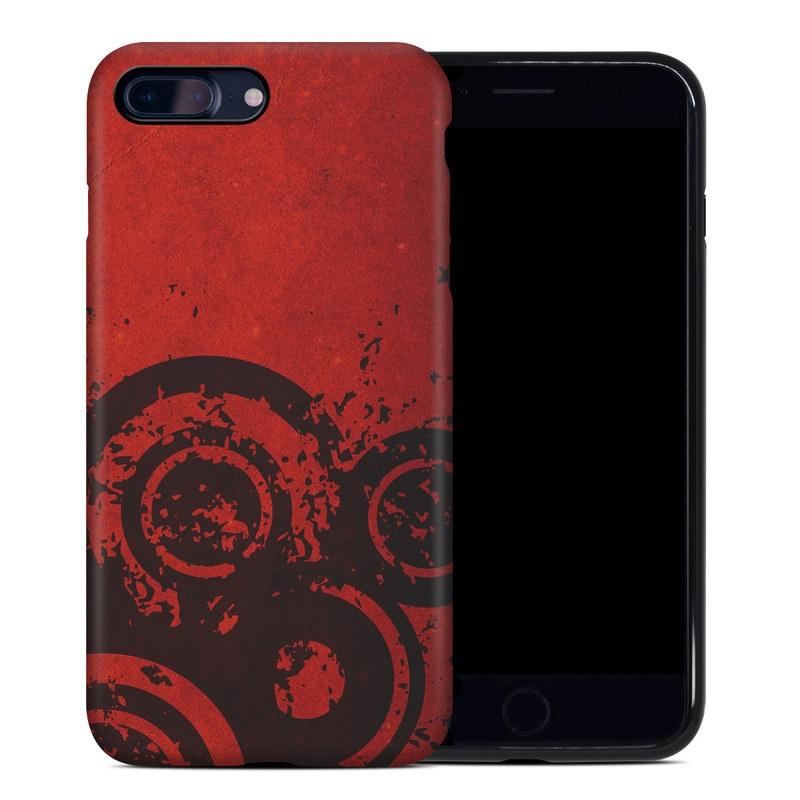 Bullseye iPhone 8 Plus Hybrid Case