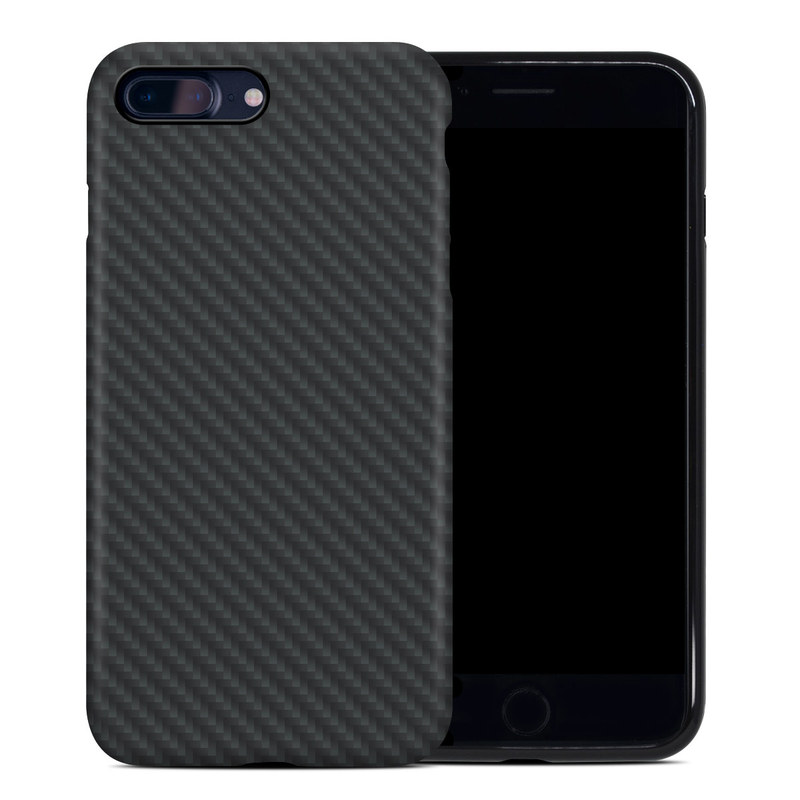 Carbon iPhone 8 Plus Hybrid Case