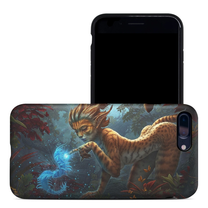 Ghost Centipede iPhone 8 Plus Hybrid Case