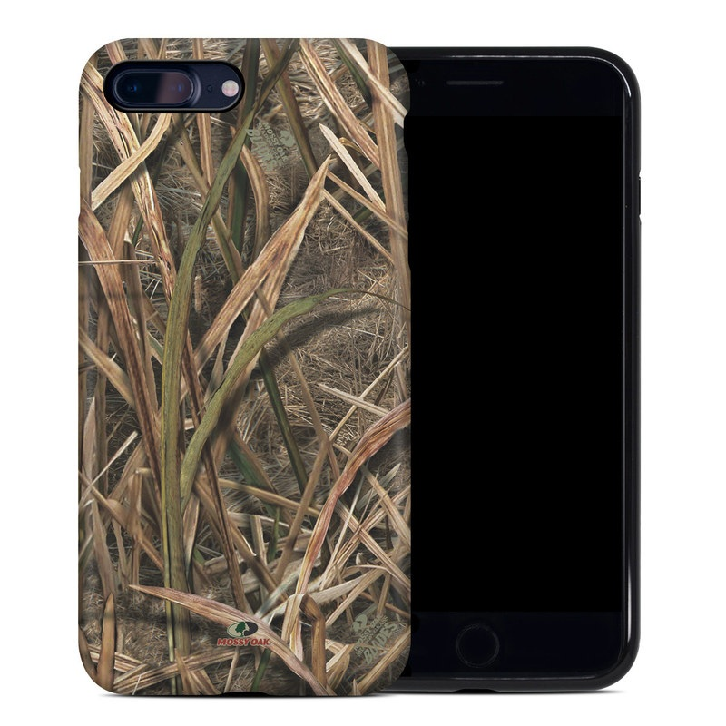 iPhone 8 Plus Hybrid Case design of Grass, Straw, Plant, Grass family, Twig, Adaptation, Agriculture with black, green, gray, red colors