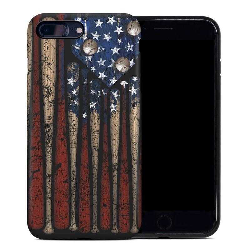 Old Glory iPhone 8 Plus Hybrid Case
