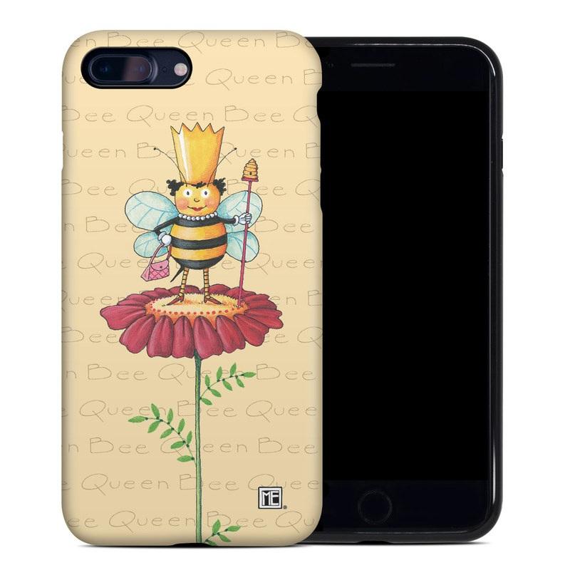 hot sales eda92 ef593 Queen Bee iPhone 8 Plus Hybrid Case