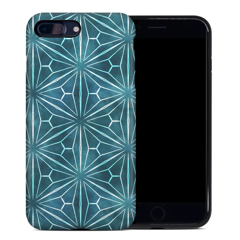 Starburst iPhone 8 Plus Hybrid Case