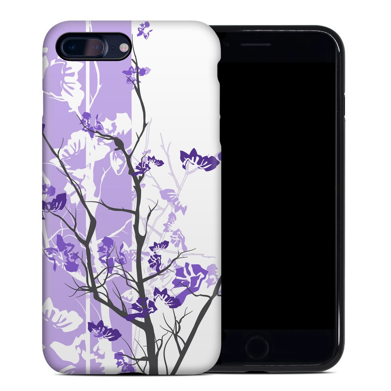 Violet Tranquility iPhone 8 Plus Hybrid Case