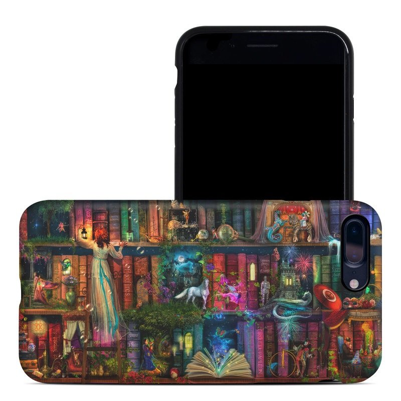 Treasure Hunt iPhone 8 Plus Hybrid Case
