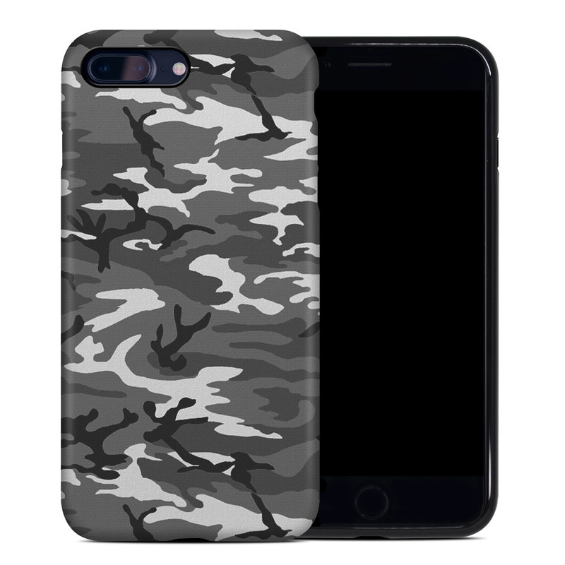 Urban Camo iPhone 8 Plus Hybrid Case