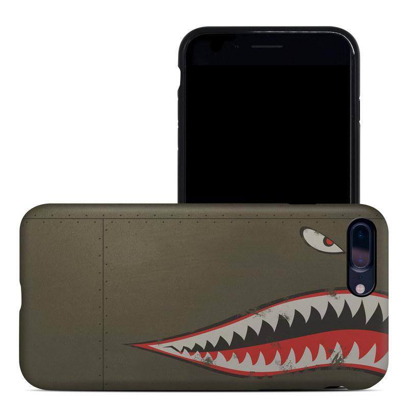 finest selection 9b8ee d22e0 USAF Shark iPhone 8 Plus Hybrid Case