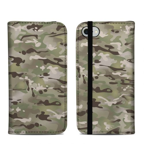 FC Camo iPhone 8 Folio Case