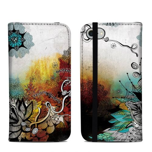 Frozen Dreams iPhone 8 Folio Case