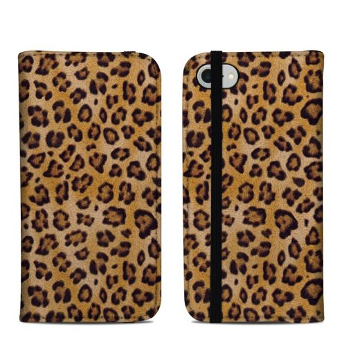Leopard Spots iPhone 8 Folio Case